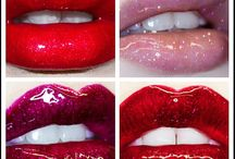 LIME CRIME swatchs