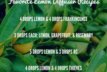 Diffuser Recipes