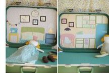 děti-vyroba hraček a výzdoby do pokoje