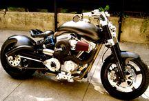 Custom Motorcycles / Motorcycles