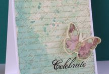 StampinUp Francais background / by Aletta Heij
