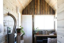 Tiny Homes / by Brittany Golden Studio