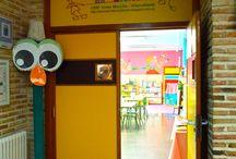 Mi biblioteca escolar / Imágenes de la biblioteca escolar a la que dedico más tiempo, en el CEIP. Virrey Morcillo de Villarrobledo. (http://duendes-libronylibreta.blogspot.com.es)