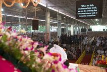 Amma's Speeches / Amma giving speeches and talking to people from all walks of life, all around the world.