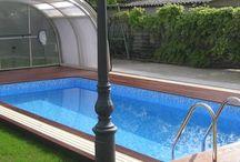 Kolam Renang / Temukan berbagai desain kolam renang kesukaan anda, dalam berbagai gaya pilihan: pedesaan, minimalis, mediteran, dsb; untuk waktu rekreasi terbaik di rumah bersama keluarga.