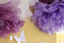 Lallo's party / Colors:Yellow and purple