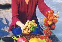 penjual buah