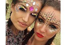 Maquillaje para Festivales .! ❤