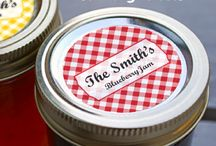 Lets Can-Can! / Canning all types of goodies in style!