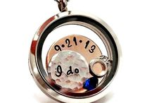 Locket and Jewelry Ideas.... Inspiration! / by Trena Infinger