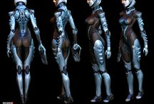 Cyborgs / androids