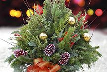 Winter Workshop / We've put together four fabulous winter workshops using fresh cut greens! Stop on by for one of our classes or talk to a Green Team experts to find out how to make one for the holiday season!