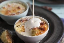 Comfort Food - Cozy & Warming  / For those Rainy Days, Stormy Nights or Snowy Moments
