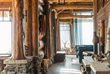 Cabin / by Chelsie Rauh