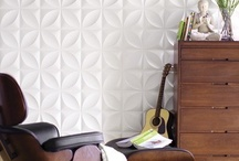 Acoustic Feature Walls