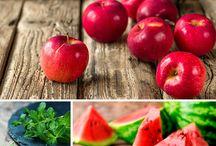 Aguas detox / #Aguas #detox deliciosas, #saludables y refrescantes!