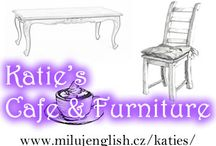 Katie's Furniture Prague / Original designs from K.F.P