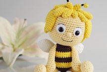 méh, katica, rovar...