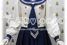 milky ange-Original School Uniform / Original School Uniform