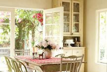 Kitchen & dining rooms / by Cathy Thomas