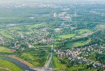 Miejsca w Zabrzu - Places in Zabrze