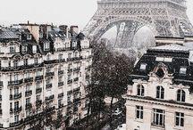 Paris moodboard