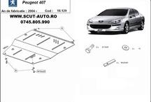 Scut  motor Peugeot 407