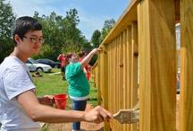 Rebuilding Tuscaloosa / by Visit Tuscaloosa