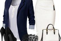 Falda Blanca/White Skirt