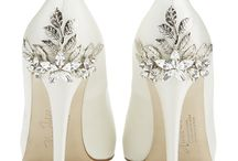 Bridal Shoes / Wedding shoe inspiration.