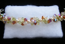 BEADS! / I make jewelry. I am always looking for new ideas! / by Jessa Wagner