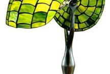 Tiffeny lampen