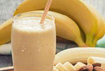 clean breakfast / snacks