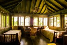 Unique Northern WI Rooms at Stout's Island Lodge