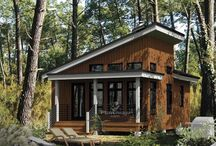 Tiny House, House Plans,Small Spaces, Small House, Cottage / Tiny, Home, Plans, Beach cottage, Tiny house, Houses, Small Houses, Home Plans, Design Ideas