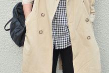 Trench coats / Trench coats