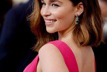 emilia clarke / actress