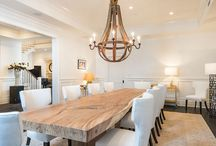 Transitional Tuscan Staging