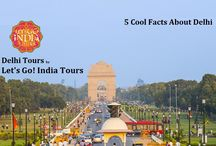 5 Cool Facts About #Delhi / Read blog on 5 Cool Facts About #Delhi  http://letsgoindiatours.blogspot.in/2016/05/5-cool-facts-about-delhi.html