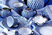 China/porcelán