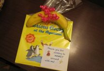 Curious George  1st bday / by Jennifer White