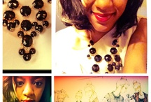 The Art Of Janelle Nicole  / Photos of me