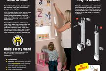 Child Safety - Cord Break Away & Cord Lock Away / Speedy Products child safety devices