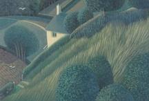 Jo March / Cornish artist ... I love her work !!!