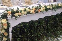 Wedding presidium