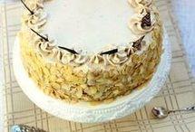 biszkopt tort