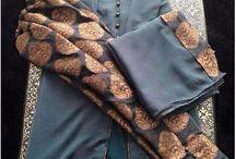 plain kurti designs