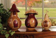 Gourd Sculpture