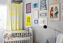 Krakkaherbergi / kid's room