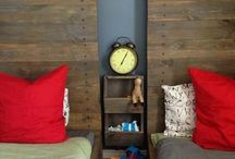 Twins' toddler room / by Brittany Durand